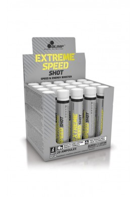 OLIMP Extreme Speed Shot ampoule 20x25ml.