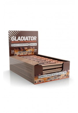 OLIMP GLADIATOR HIGH PROTEIN BAR 15x60gr.