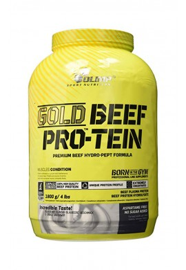OLIMP Gold Beef Pro-Tein 1800gr.