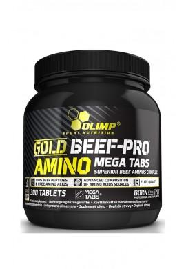 OLIMP Gold Beef-Pro Amino Mega Tabs 300tabs.