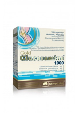 OLIMP Gold Glucosamine 1000 120caps.
