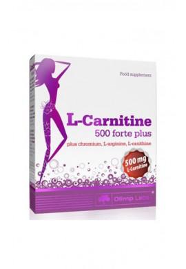 OLIMP L-CARNITINE 500 FORTE PLUS 60caps.