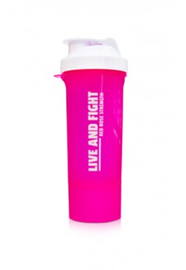 OLIMP LADY'S SHAKER BORN IN THE GYM 500ml.