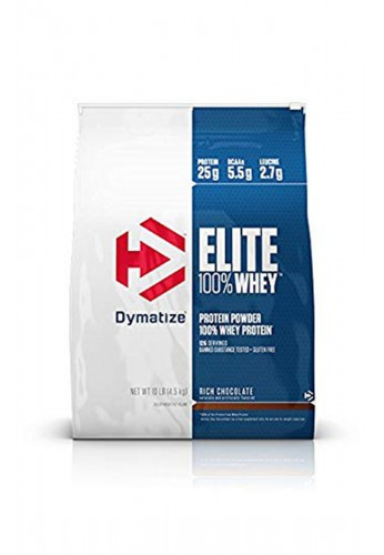 Dymatize Elite Whey Protein 10 lb
