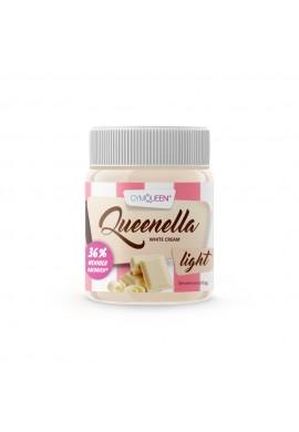 Queenella Light Chocolate/White Cream 250gr.