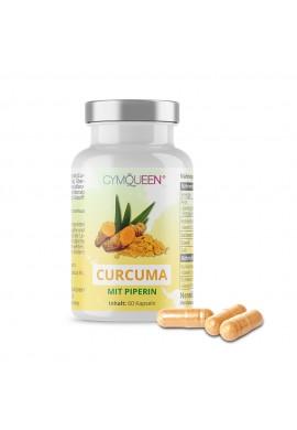 Gymqueen Curcuma 60caps.