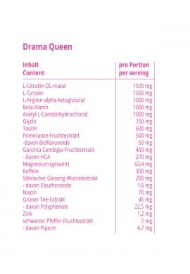 GYMQUEEN Drama Queen 200gr. - PreWorkout-Booster