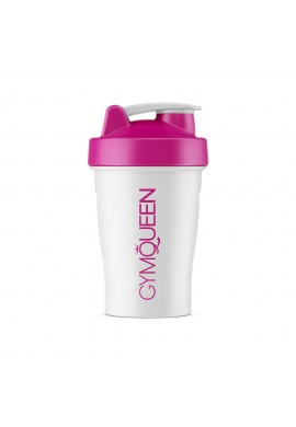 GYMQUEEN Queen Shaker 400ml.