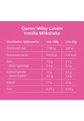 GYMQUEEN Queen Milky Casein 500gr.