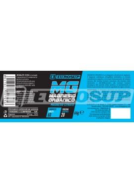 Eurosup Magnesio Organico 180tabs