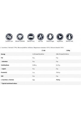 QNT MAXI L-Carnitine 90 tabs