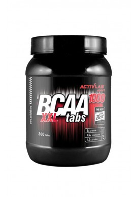 ACTIVLAB BCAA 1400 XXL 300 tabs