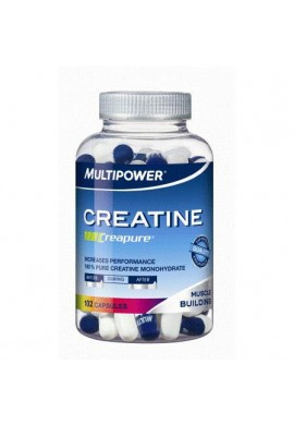 MULTIPOWER Creatine 102 caps.