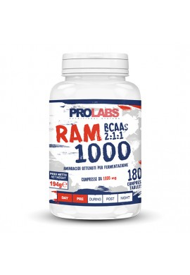 PROLABS RAM 1000 180 tablets