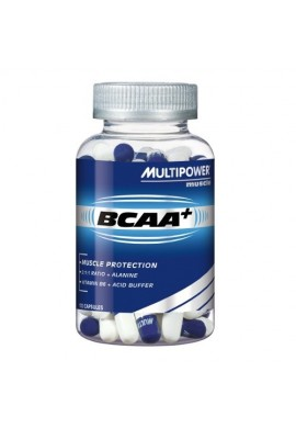 Multipower BCAA+ 102caps.