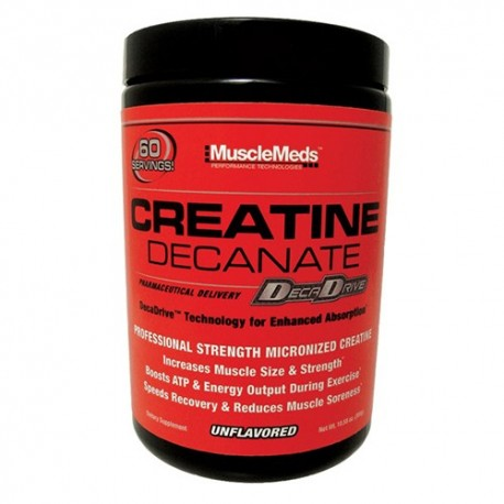 Musclemeds Creatine Decanate 300gr.