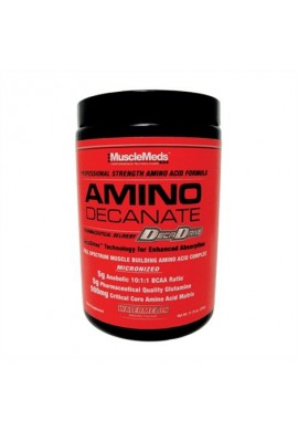 Musclemeds Amino Decanate 333 gr