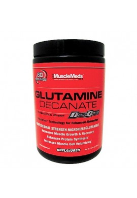 Musclemeds Glutamine Decanate 300gr.