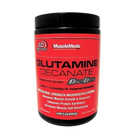 Musclemeds Glutamine Decanate 300gr.