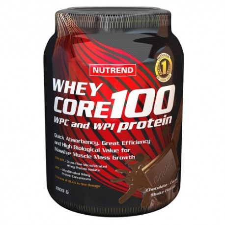 Nutrend Whey Core 100 1000gr.
