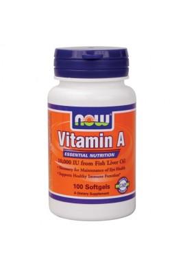NOW Vitamin A 10000IU