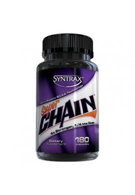 Syntrax Super Chain BCAA 180 caps
