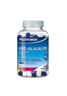 Multipower Kre-alkalyn+CXT 102caps.