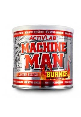 Activlab Machine Man Burner 120 caps