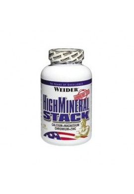 WEIDER HIGH MINERAL STACK 120caps.