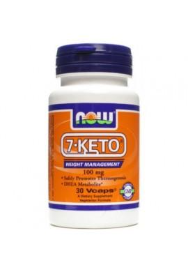 NOW 7-KETO 100 mg 30 caps