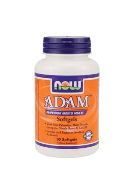 NOW Adam Men's Multivitamins 90 softgels