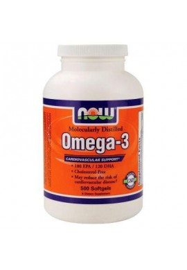 NOW Omega 3 1000mg/100gelcaps.