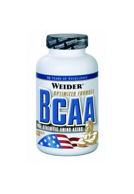 Weider ALL Free From BCAA 130tabs.