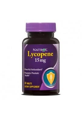 Natrol Lycopene 15 mg 30 tabs