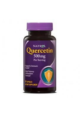 Natrol Quercetin 500 mg 50 caps