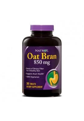 Natrol Oat Bran Fiber 850 mg 360 tabs