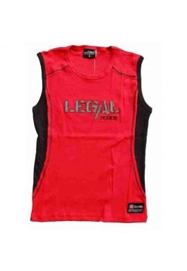 Legal Power Тениска 2301-101 Sleeveless Tank