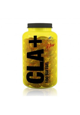 4+ Nutrition CLA+ 100 softgels