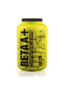 4+ Nutrition Beta A+ 100 tabs