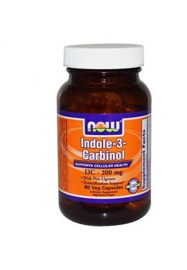 NOW Indole-3-Carbinol - 60 капсули