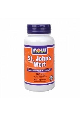 NOW St. John's Wort 300 mg - 100 капсули