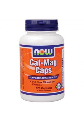 NOW CAL-MAG - 120 капсули