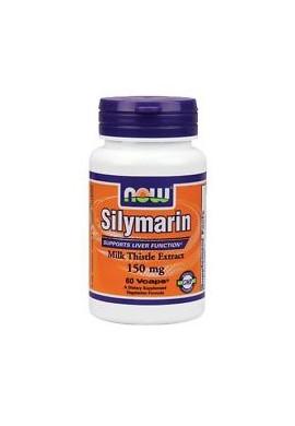 NOW Silymarin (Milk Thistle Extract) 150 mg - 60 капсули