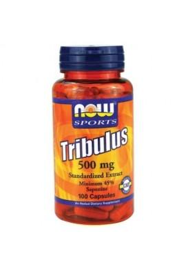 NOW Tribulus 500 mg - 100 капсули