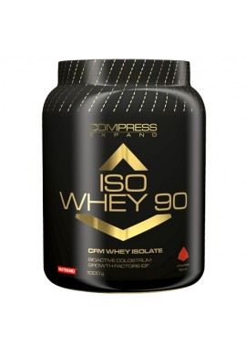 NUTREND Compress Iso Whey 90 1000 g