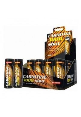 Nutrend Carnitine 3000 20x60 ml