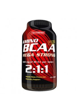 Nutrend BCAA Mega Strong 150 tabs.X 1000mg
