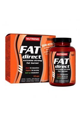 NUTREND FAT DIRECT 120 caps.+40 gratis