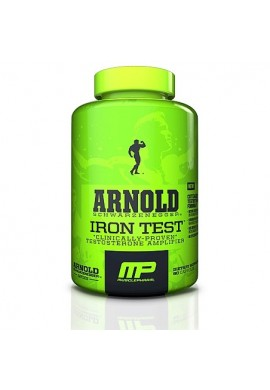 MusclePharm Arnold Iron Test