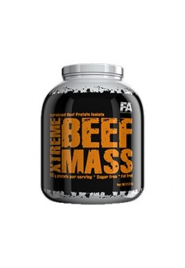 FA Nutrition Extreme Beef Mass 2500g